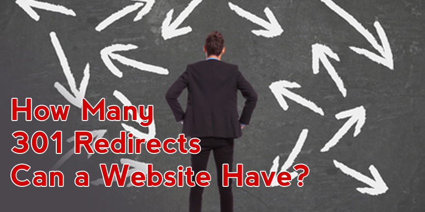 Redirecting a web page using 301 redirect