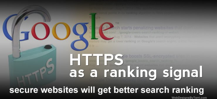 HTTPS Websites Will Get Higher Search Rankings