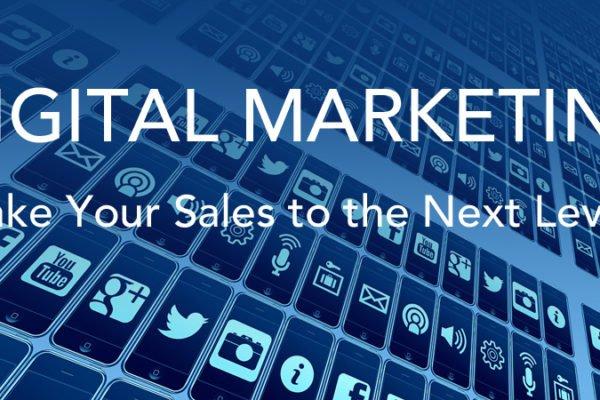 digital marketing, social media increase sales