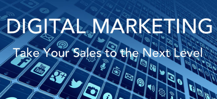 Using Digital Marketing to Increase Sales
