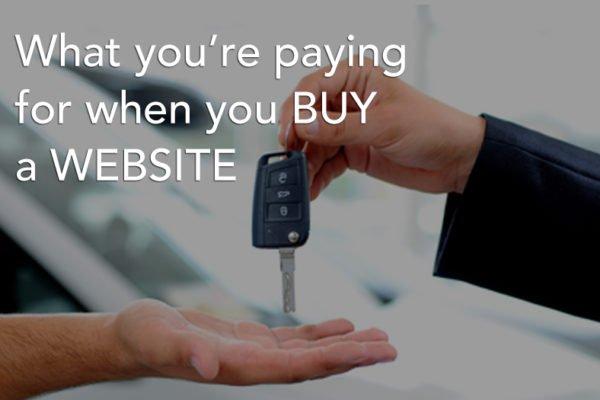 website cost, services, hack proof website