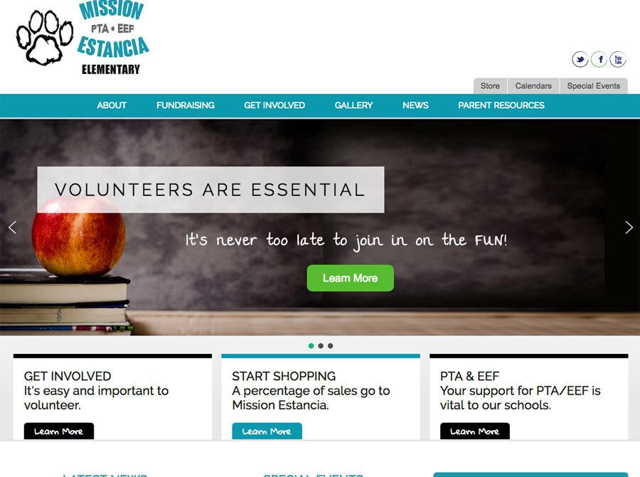 website elementary school