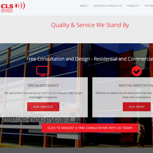 CLS Security Electronics