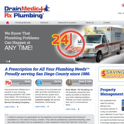 Drain Medic