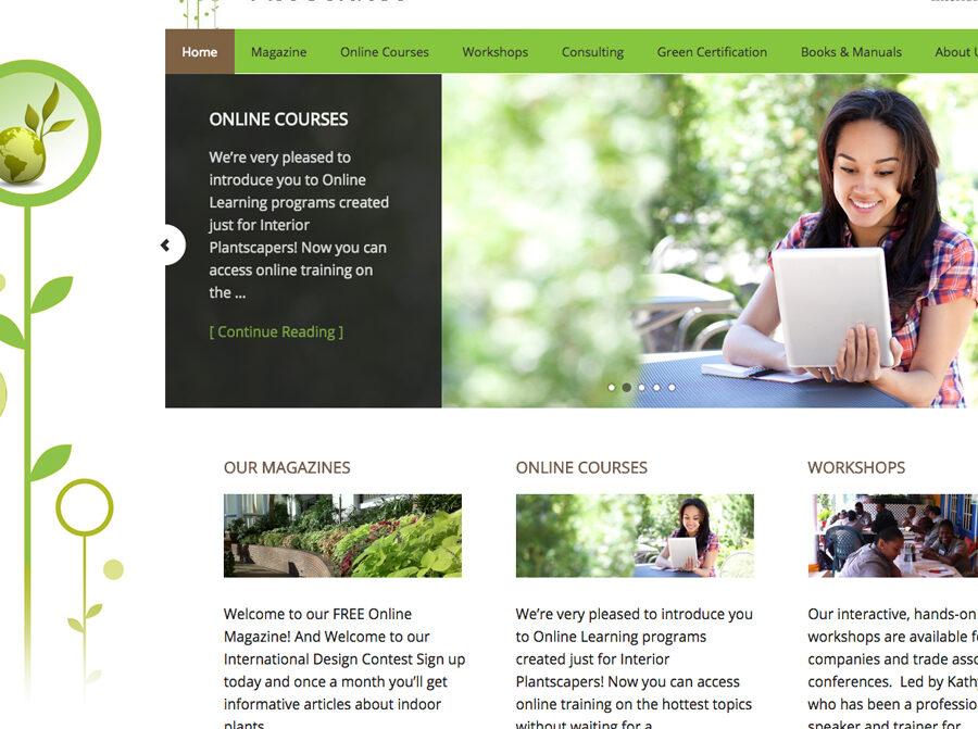 Mobile Responsive WordPress business website