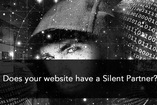 Does Your Website Have a Silent Partner?