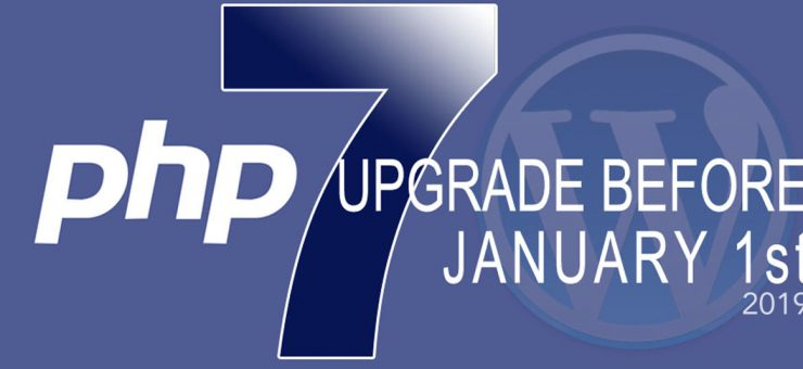 upgrade PHP from version 5 to 7.0, 7.1, 7.2