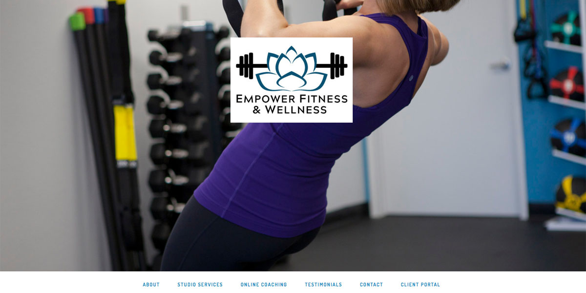 Empower Fitness, personal fitness trainer