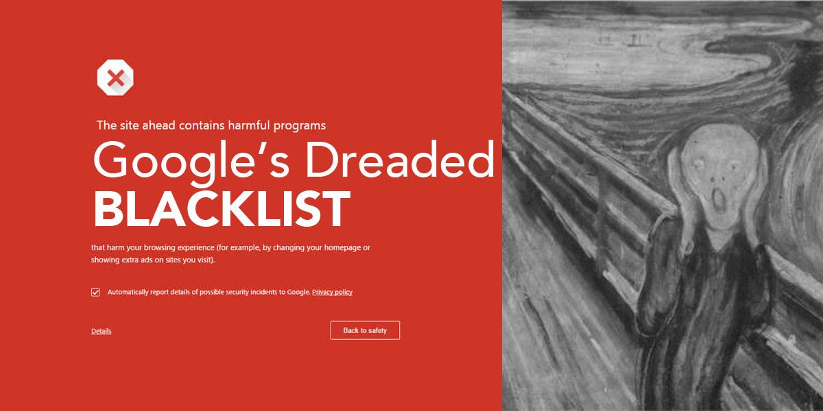 Google's Blacklist