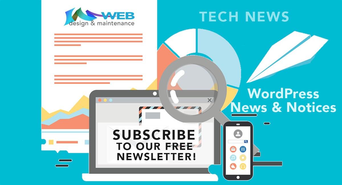 WordPress news, updates, announcements