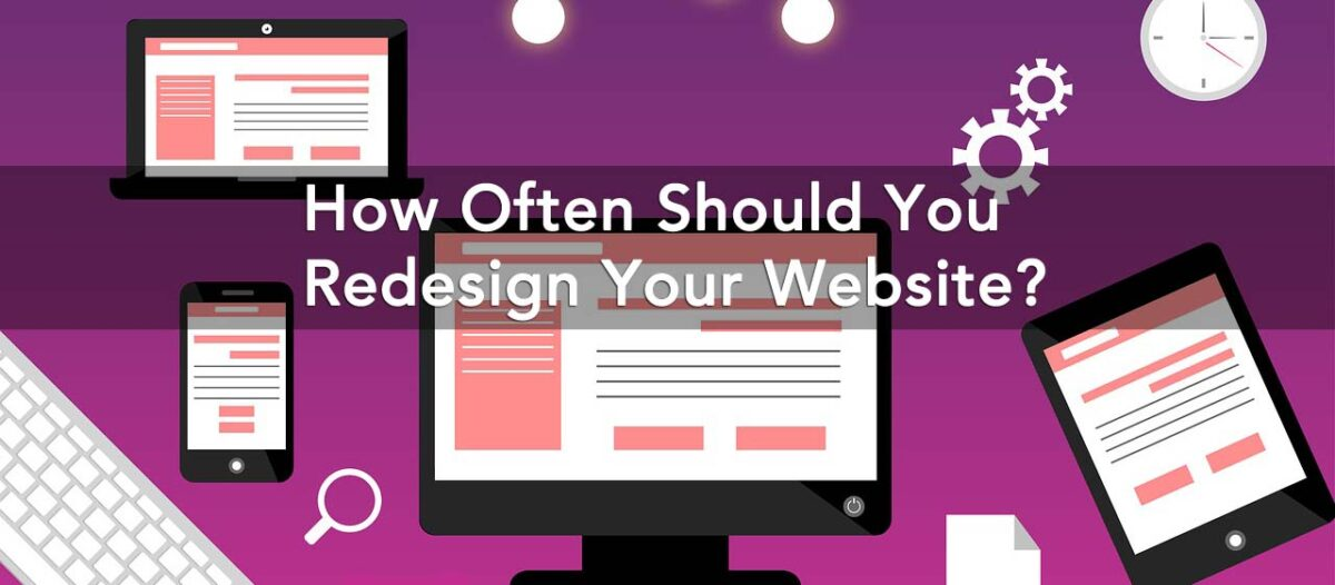 How often should you redesign your website, by Terri Ramacus